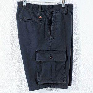 Dockers Men's 100% Cotton Cargo Shorts